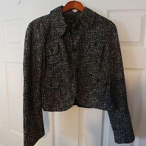 Carlisle crop jacket